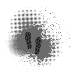 Imprints vector image