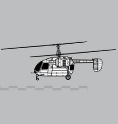 Kamov ka-26 hoodlum vector