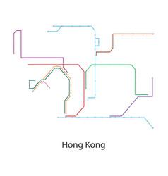 Map subway iconblack icon isolated vector