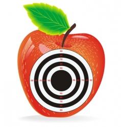 Target apple vector