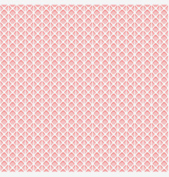 simple seamless lace mesh texture white grid on vector image