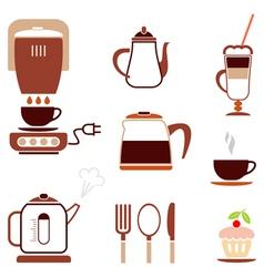 cafe bar restaurant vector image vector image