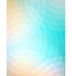 Abstract Soft Circles vector