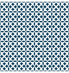 Retro simple seamless pattern vector image vector image