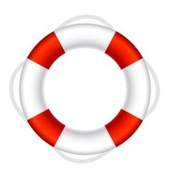 Lifebuoy Sign Symbol vector image