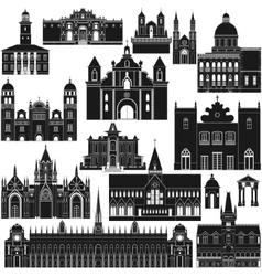 American Architecture-6 vector