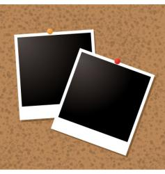 Picture post vector