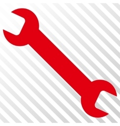 Wrench Icon vector image