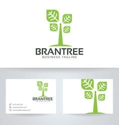 Brand Tree vector image