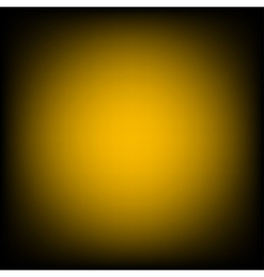 Yellow Gold Black Square Gradient Background vector