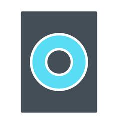 Speaker icon sound audio music sign vector