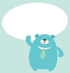 Bear said vector