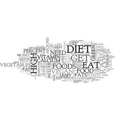 A tasty way to do the raw vegan diet text word vector