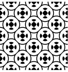 ornamental pattern oriental arabesque style vector image vector image
