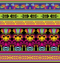 animals mexican background vector image