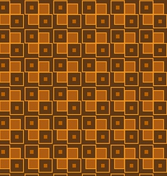 Brown geometric vector image