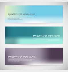Flyer template header design banner design vector
