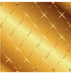 Gold Material Texture Pattern Background vector image