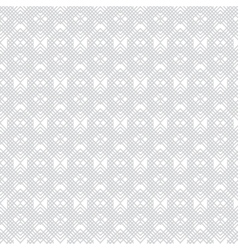 Gray abstract transparent fabric pattern vector image