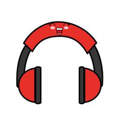 headphones icon imag vector image