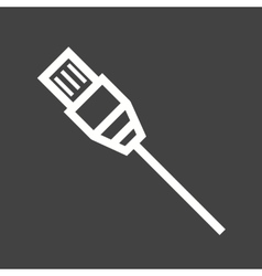 Internet Cable vector
