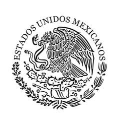 Symbol of mexico vector