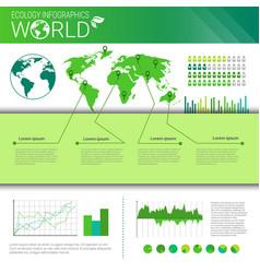 World environmental protection green energy vector