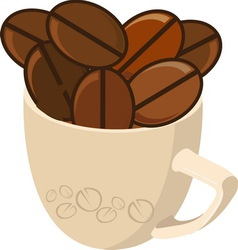 COFFE 4 new2 vector image