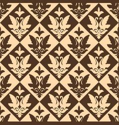 kazakh patterns vector image