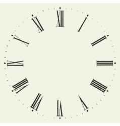 Vintage dial vector