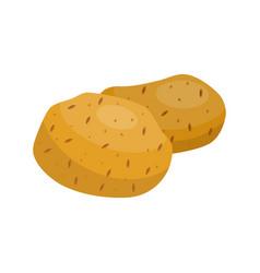 potatoes icon vector image vector image