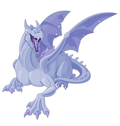 Magic Dragon vector image