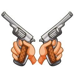 Shortgun vector image vector image
