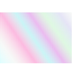 abstract technology holographic gradients vector image