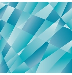 mosaic abstract blue background vector image