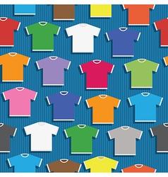 tshirt pattern vector image