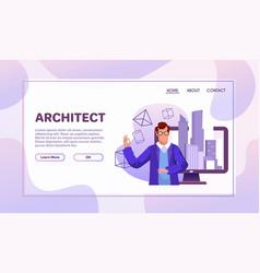 profession flat vector image