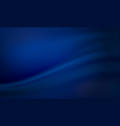 blue fabric background vector image