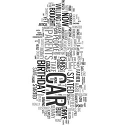 your life is what you make of it text word cloud vector image