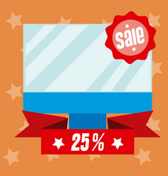 Big discounts sales vector