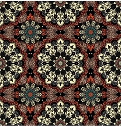 Bright Mandala Pattern vector image
