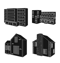 Design renovation and infrastructure vector