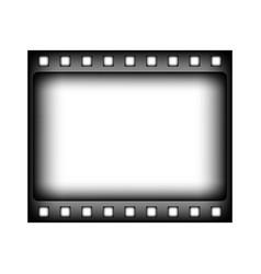 Film strip sign icon vector