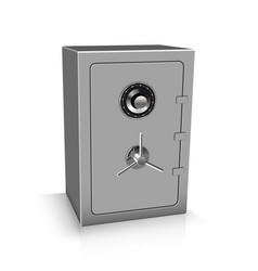 Safe deposit 3d vector