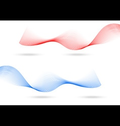 Abstract of line vector image