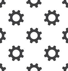 settings seamless pattern vector image