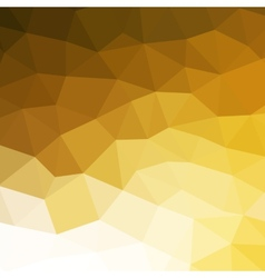 Abstract orange colorful geometric background vector image vector image