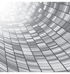 Abstract perspective tunnel background vector
