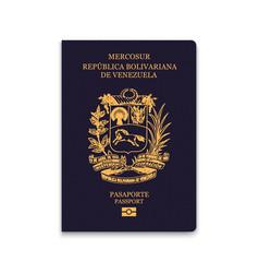 Passport citizen id template vector