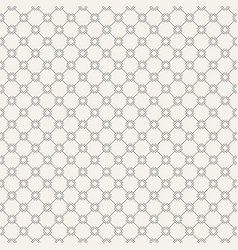 abcstract seamless pattern of rhombuses and lines vector image